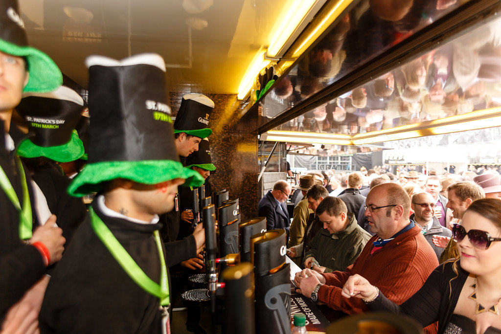 Guinness at the Cheltenham Festival 2015